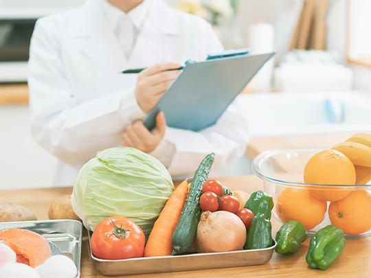 栄養管理士